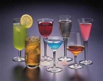 Крепкие спиртные напитки, принятые в самом конце трапезы...